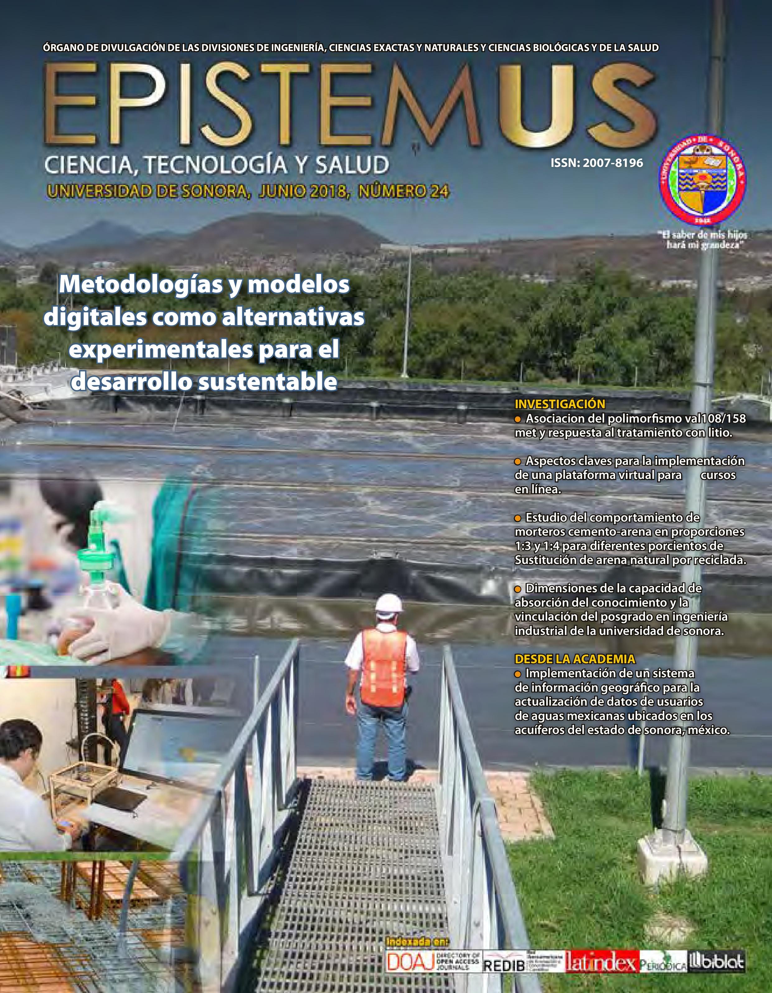 Revista 24 Epistemus