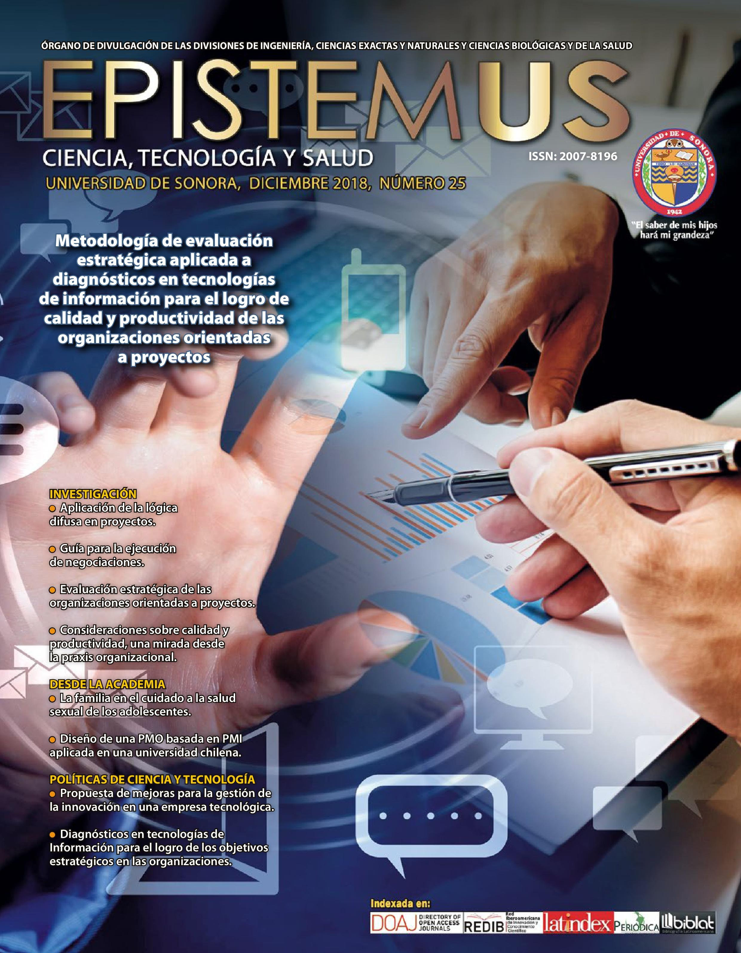 Revista 25 Epistemus