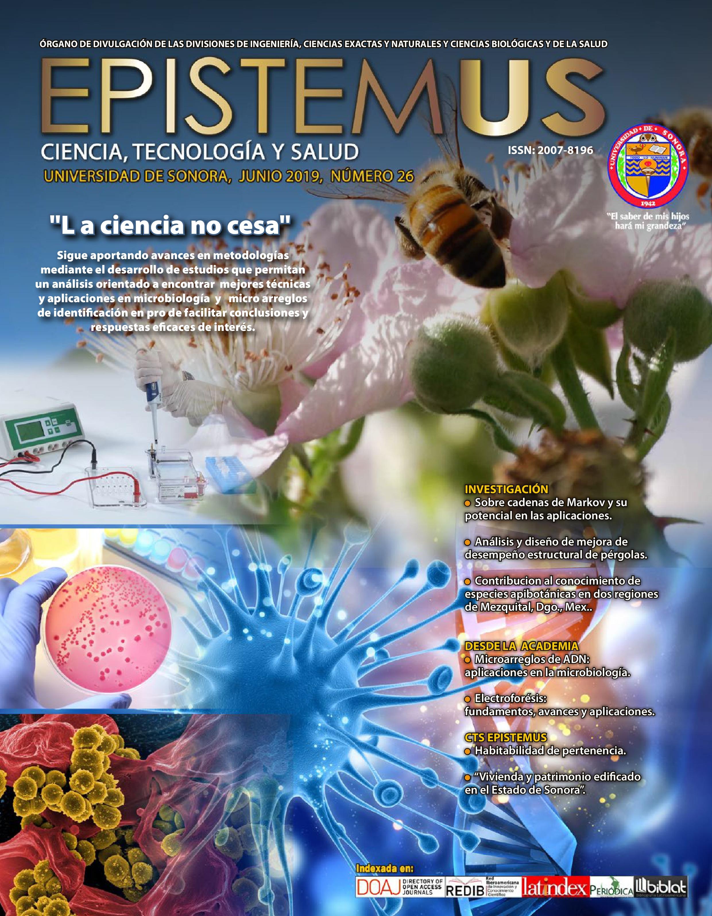 Revista 26 Epistemus